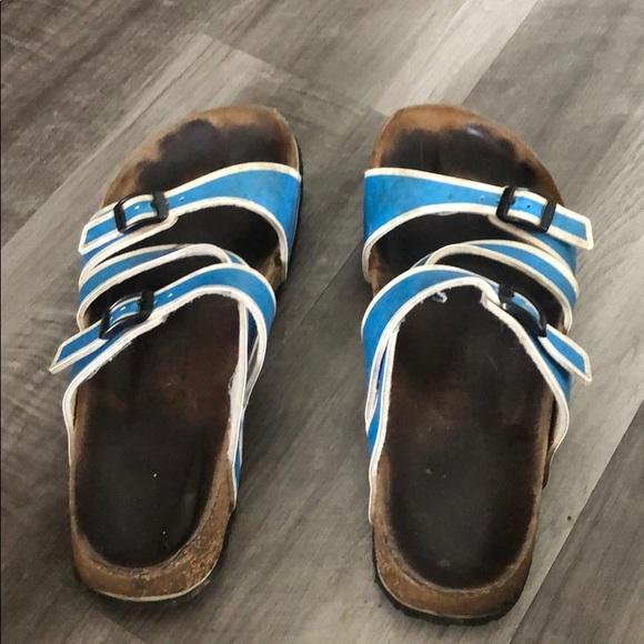 - Sandals